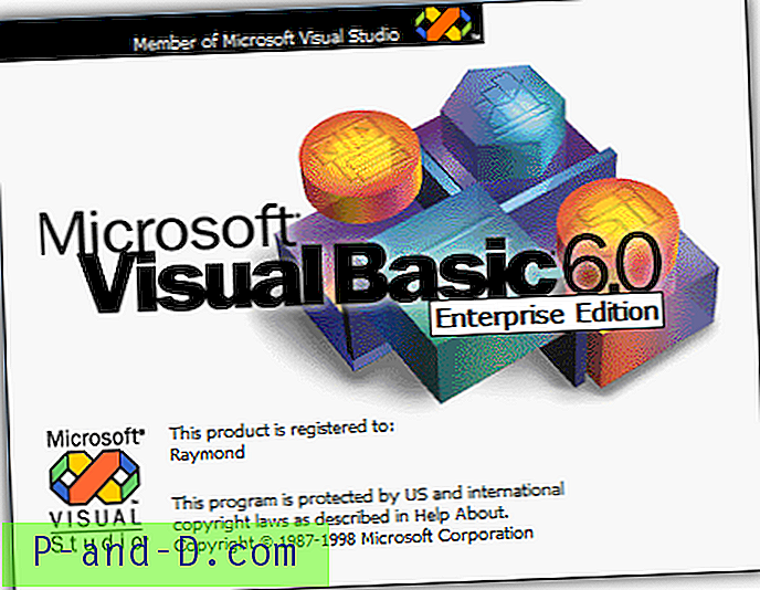 Comment installer Visual Basic 6 (VB6) dans Windows 10